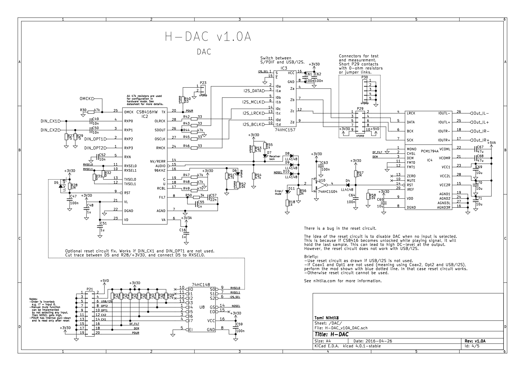 pcm1794a is ti's flagship delta-sigma dac accepting 192 k