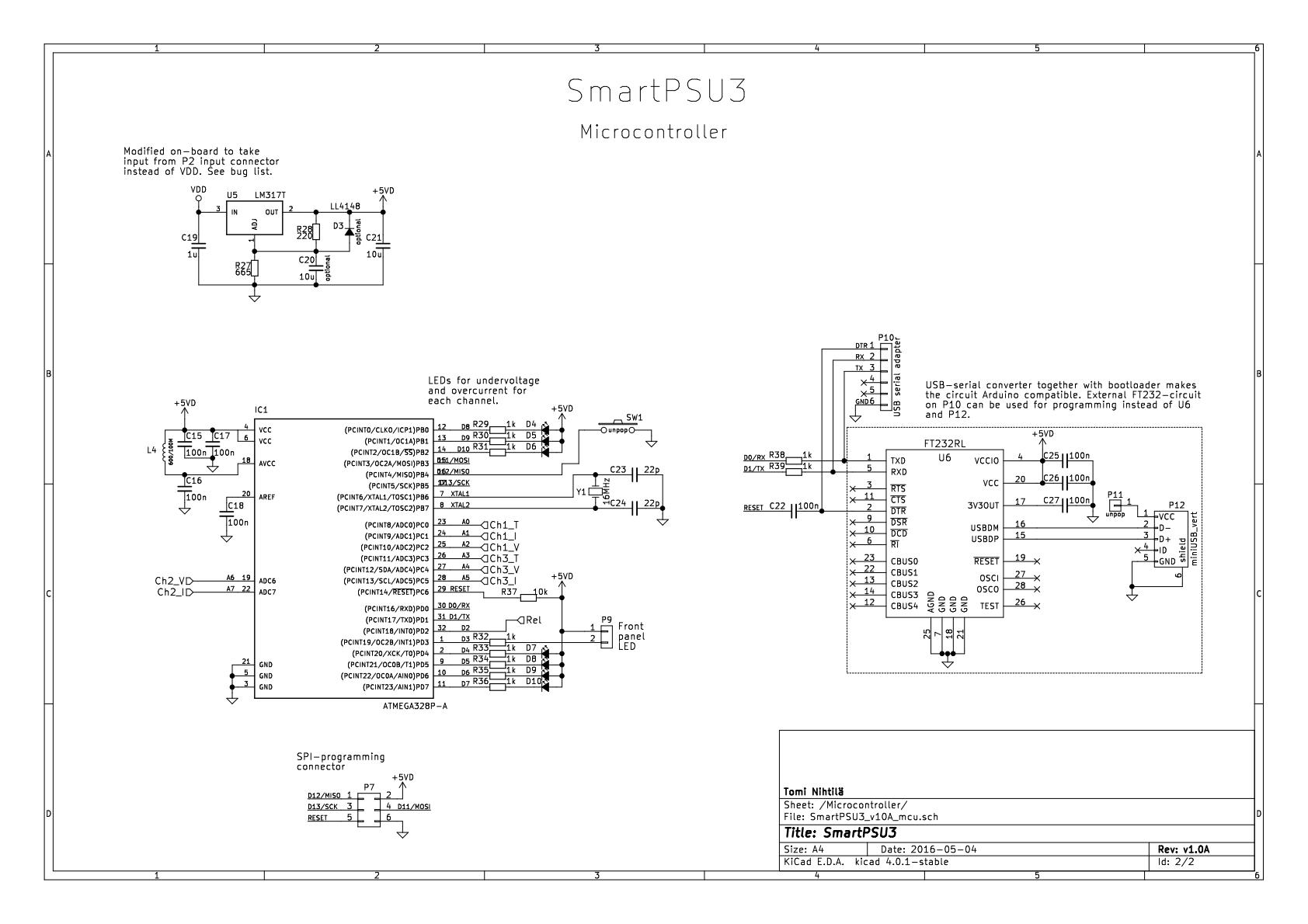 designing arduino